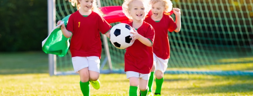 Importance of Sports for Children