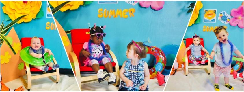 best summer camp program for toddlers
