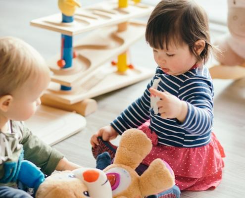spanish immersion toddler program