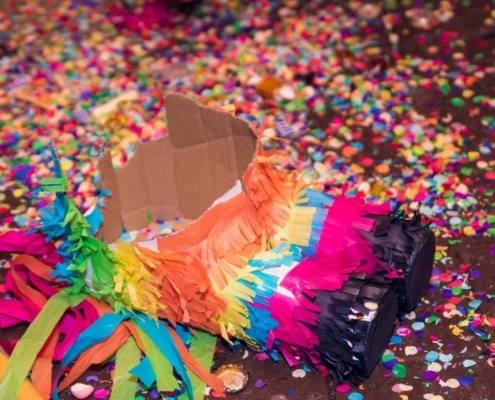how to make a pinata for hispanic heritage month